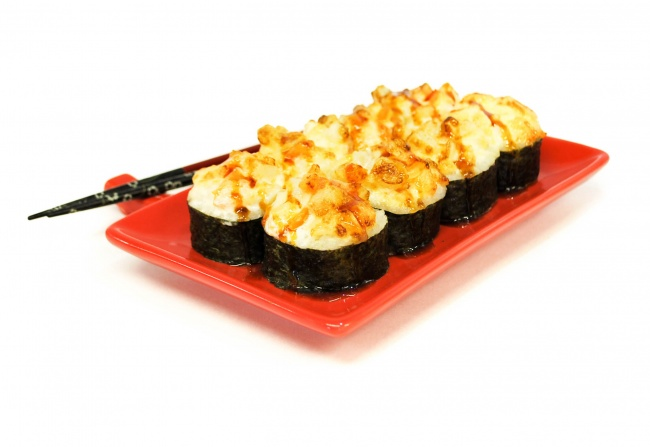 Boston grilled maki