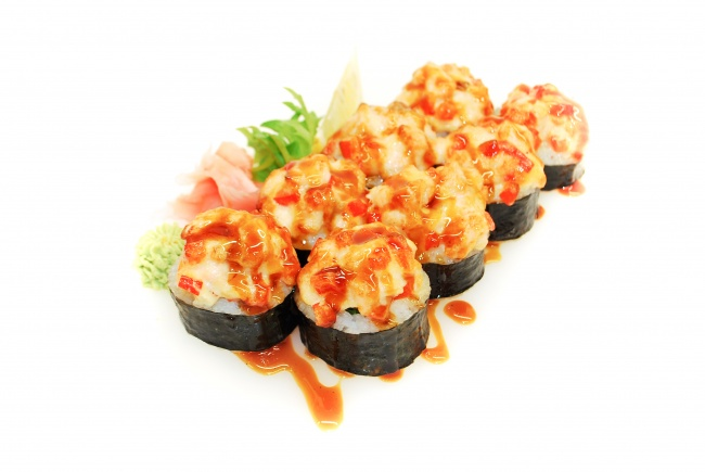 Seatlle grilled maki